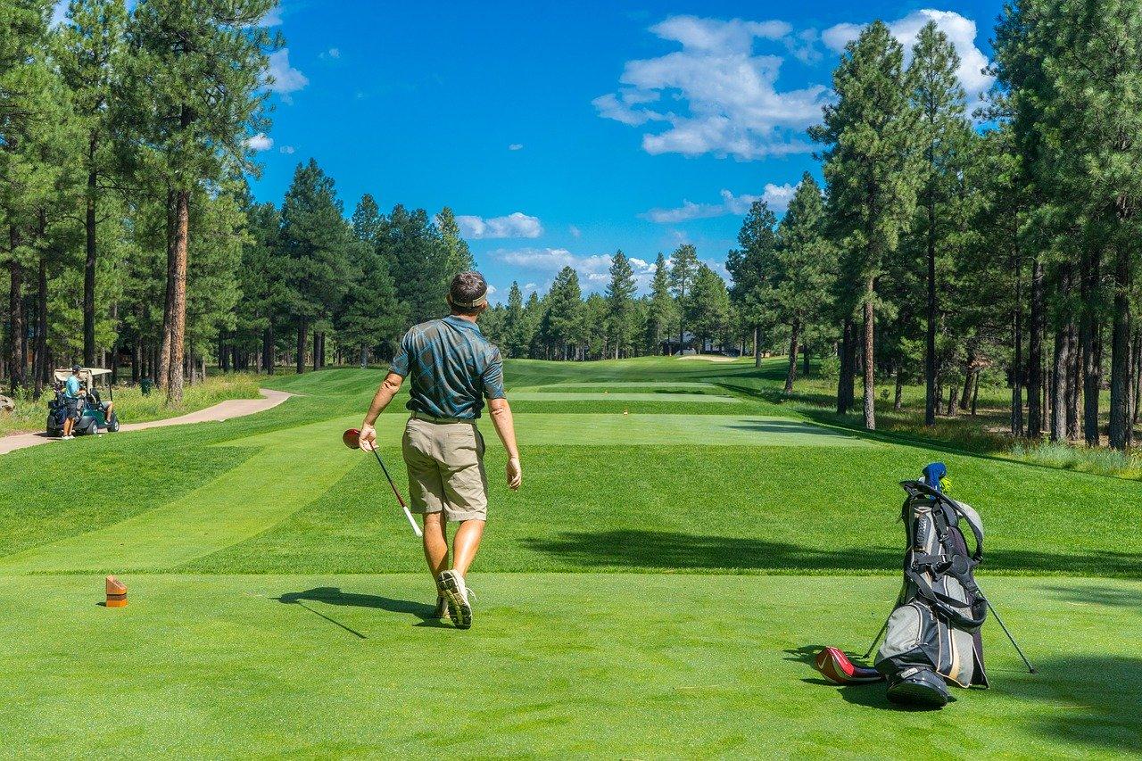 Le golf, un sport de riche.